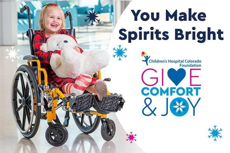 Give Comfort & Joy