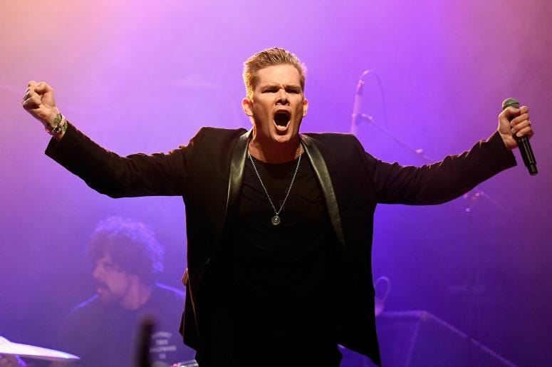 Mark McGrath