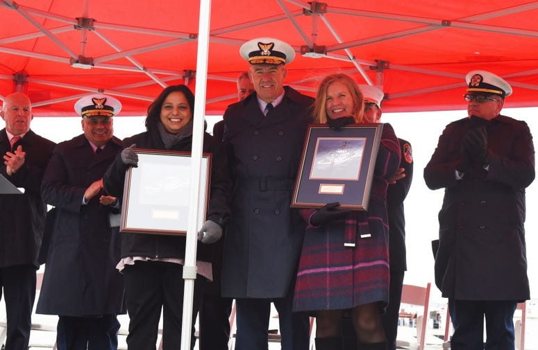 Coast Guard Cutters named for FDNY, NYPD coasties