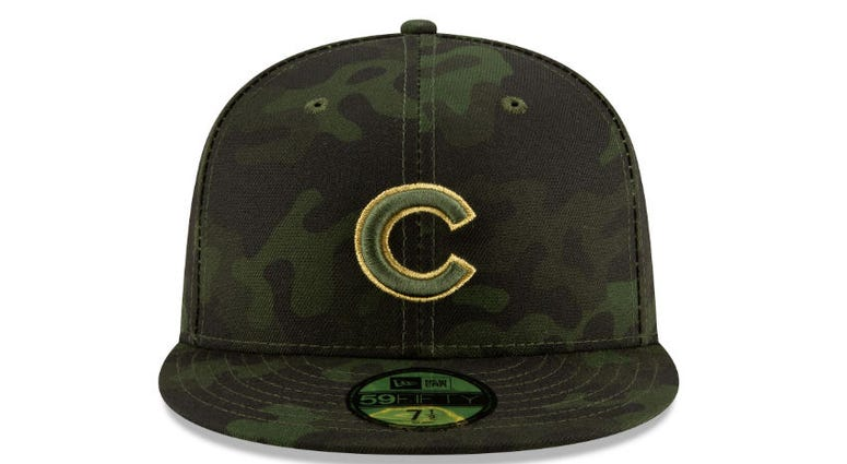 MLB plans to honor military with Armed Forces Day hats.
