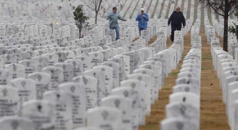 Fort Sam Houston Veteran Cemetery