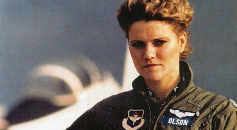 Kim Olson, United States Air Force