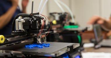 DoD 3D Printer