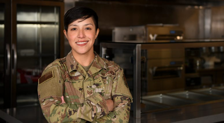 American Indian and Alaska Native Heritage Month is a special time for U.S. Air Force Tech. Sgt. Crystal N. Ralston