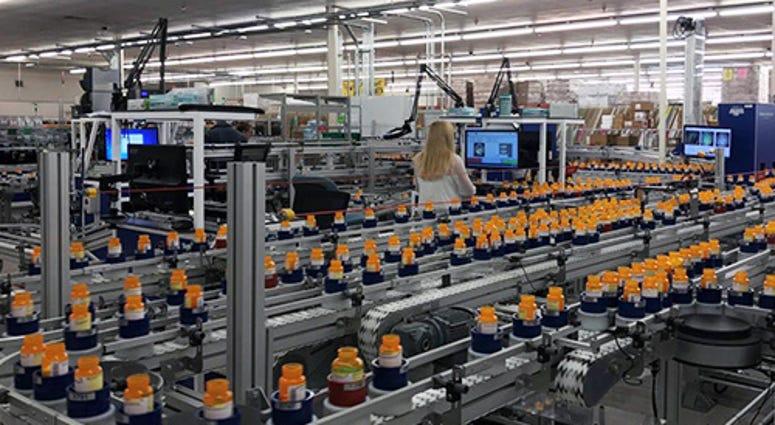 A VA CMOP facility.
