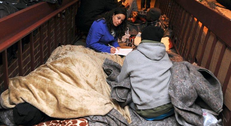 HomelessVeterans