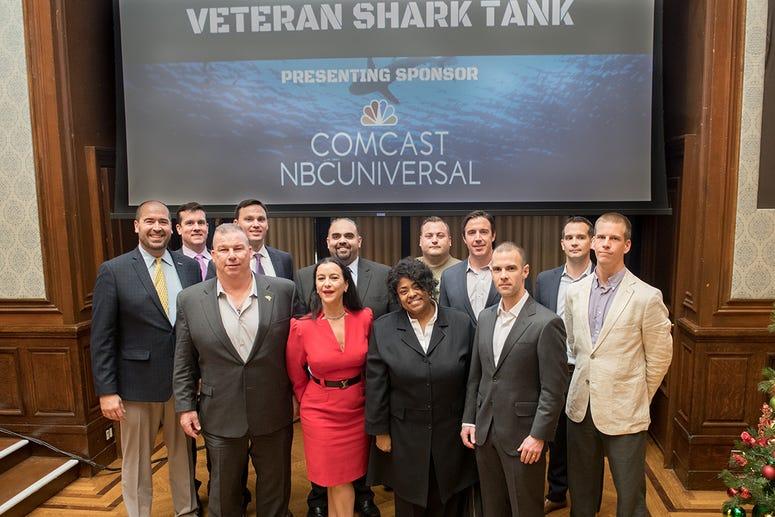 Veteran Shark Tank 2018