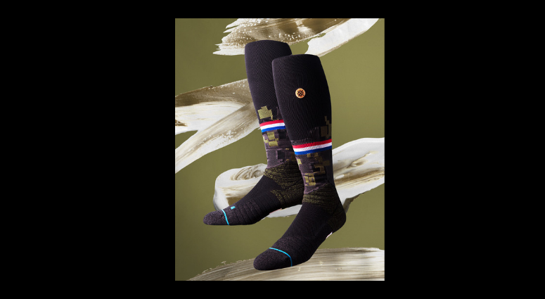 MLB will celebrate military members on Armed Forces Day with special socks.