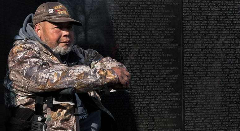 Retired Vietnam veteran