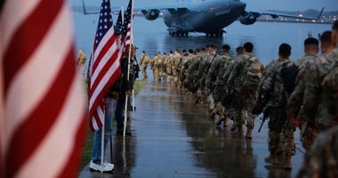 82nd Airborne deploys