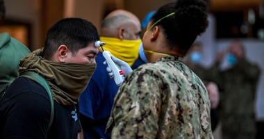 Guam Sailor Screening
