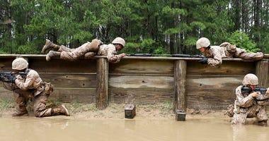 Marine Corps Crucible