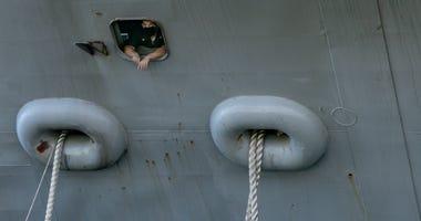 USS TR Sailor