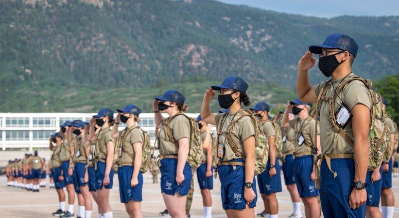Air Force Academy Summer Training