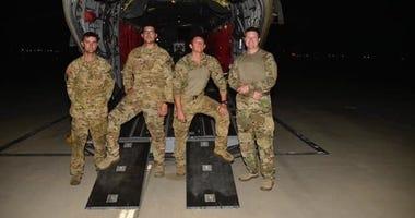 California National Guardsmen