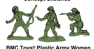 ArmyWomenToys