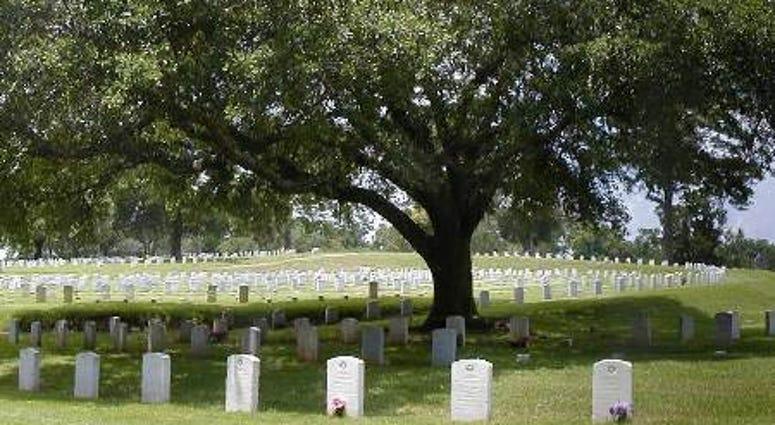 Natchez National Cemetery