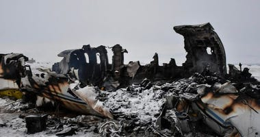 Plane crash in Afghanistan