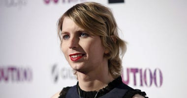 In this Nov. 9, 2017, file photo, Chelsea Manning attends the 22nd Annual OUT100 Celebration Gala at the Altman Building in New York. A federal judge on Thursday, March 12, 2020, ordered Manning released from jail after being incarcerated since May 2019.