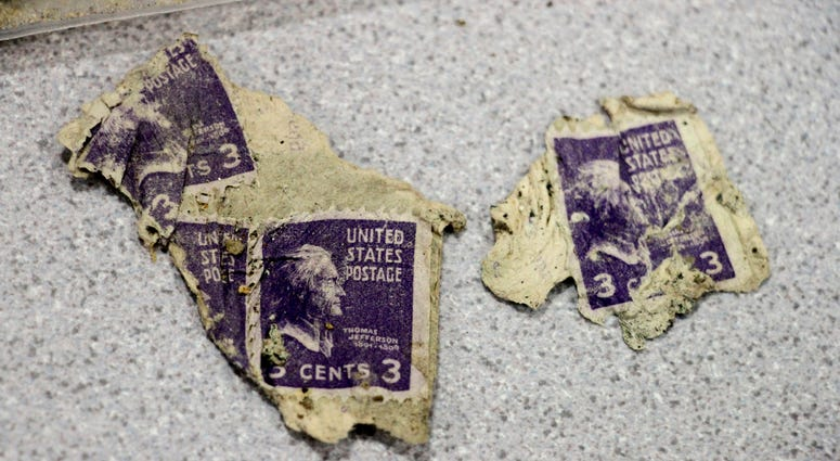 More fragments from 1952 crash in Alaska found in glacier, Associated Press