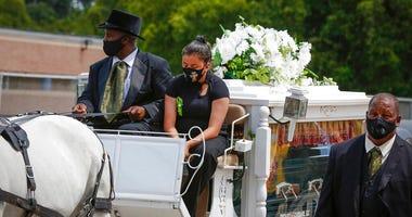 Guillen Funeral