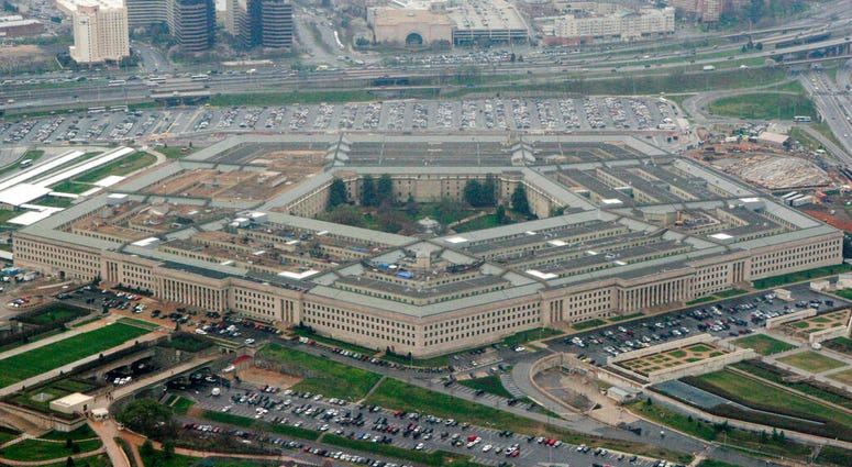 This March 27, 2008, file photo shows the Pentagon in Washington