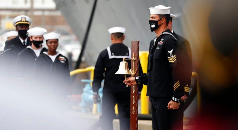 USS Cole Remembrance