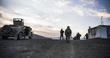Afghan ambush