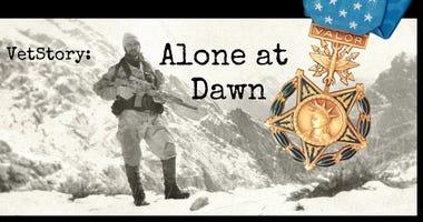 Air Force, Combat Controller, Spec Ops, Dan Schilling, Alone at Dawn, John Chapman, Medal of Honor