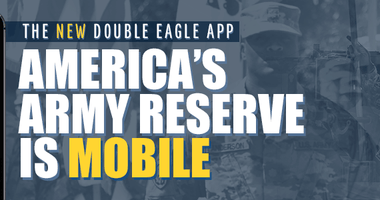 Double Eagle App keeps Army Reservists, families in touch.