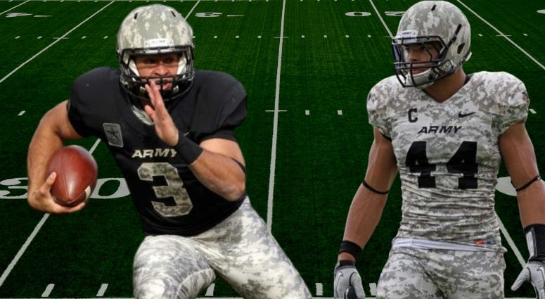 Army camo uniforms looked tough