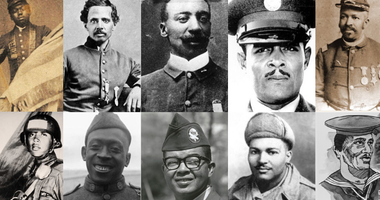African American Medal of Honor Recipients