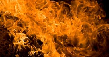 Burn Pit Fire