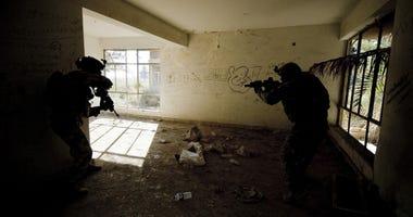 Counter-Terrorism training in Iraq