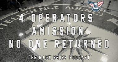 4 Operators, A Mission, No One Returned