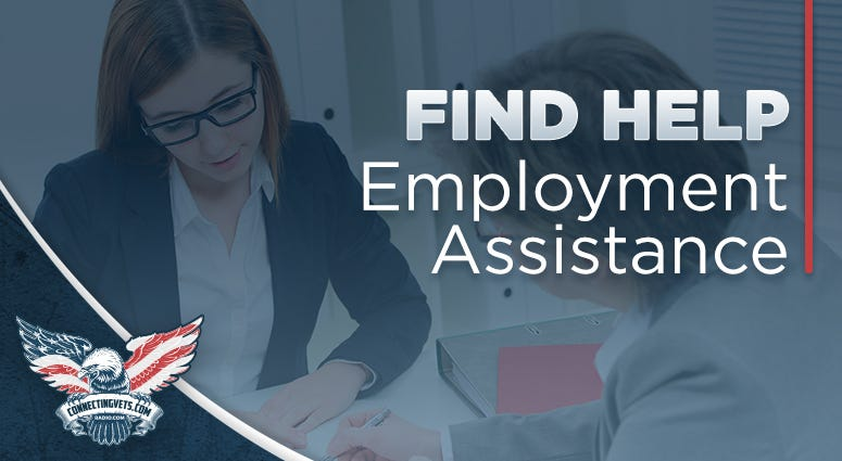 Employment Assistance for Veterans