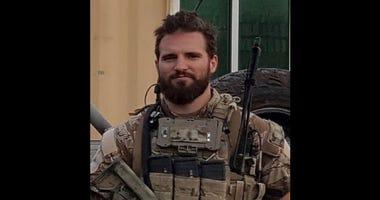 Air Force Tech Sgt. Cam Kelsch