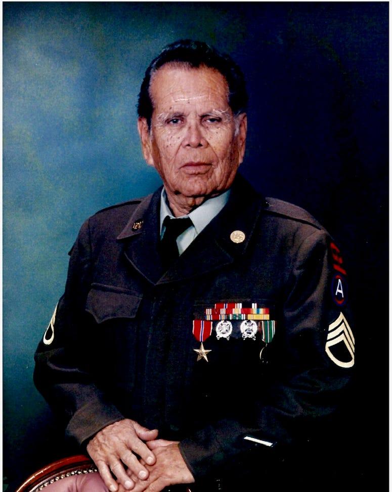Army Staff Sgt. Odon S. Cardenas