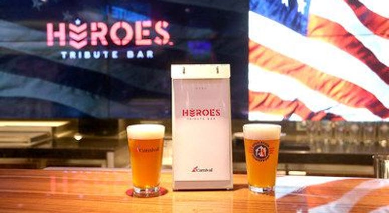 Heroes Tribute Bar