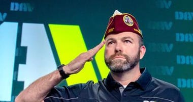 DAV National Commander Stephen Butch Whitehead
