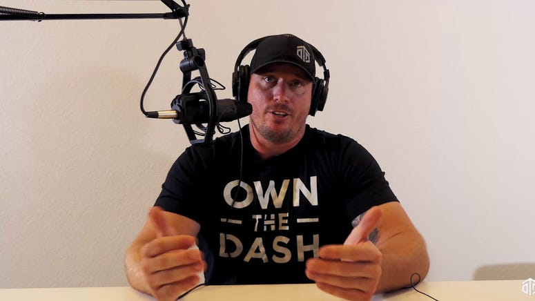 Dakota Meyer, Marine Corps veteran and Medal of Honor recipient talks on his podcast  Owning It.