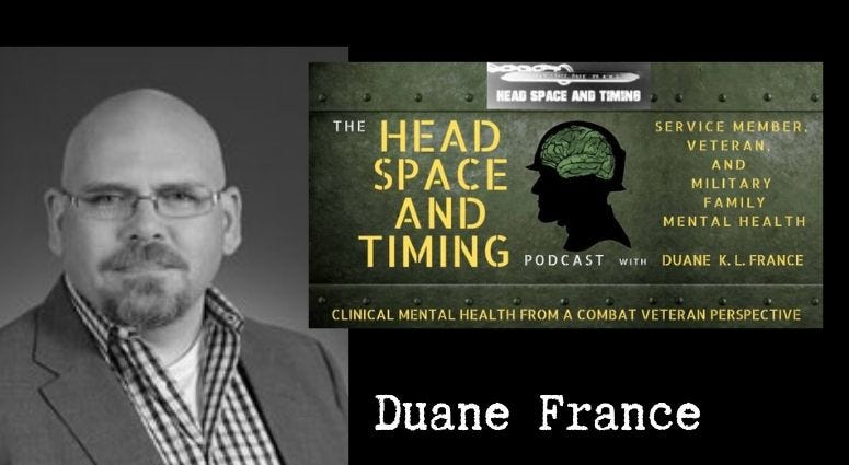 Duane Frane, mental health counselor