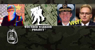 Wounded Warrior Aid, Travis Manion Foundation, CO vs SECNAV and China is Lying on CBS Eye on Veterans