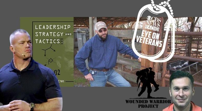 Jocko Willink, Alex Balbir and Mike Reynolds offer life lessons on CBS Eye on Veterans