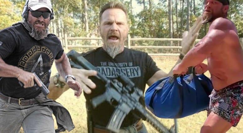 Army Delta Force veteran Pat McNamara creates viral video Basic Dude Stuff