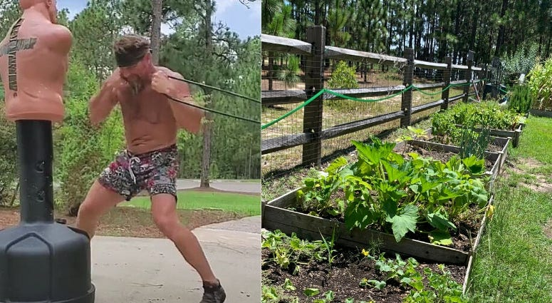 Army veteran Pat McNamara has gone from Spec Ops to Basic Dude Stuff and Combat Strength Training