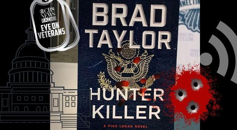 Brad Taylor book Hunter Killer on CBS Eye on Veterans
