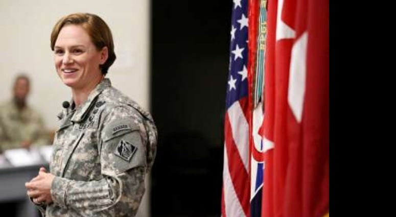Lt. Colonel Lisa Jaster made history in 2015 when she became one of the first female Army Rangers