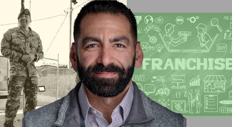 Former Green Beret Dan Lorenz helps people start their own business