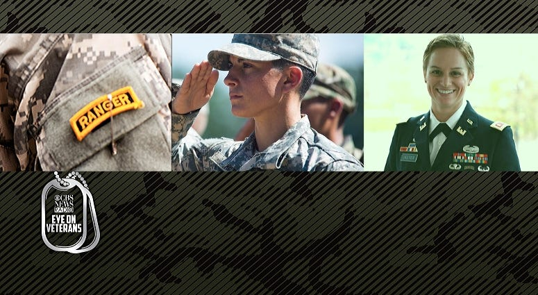 Capt. Kristen Griest and Lt. Colonel Lisa Jaster made history in 2015 when they became two of the first women to become US Army Rangers.